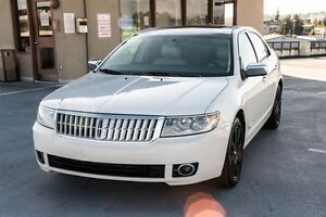 2008 Lincoln MKZ AWD  Blacked Out Wheels!