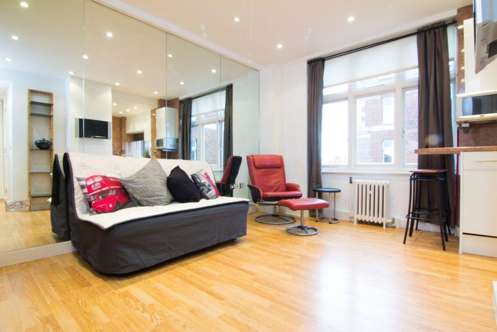 MODERN AND SPACIOUS STUDIO APARTMENT Abbey Road/St Jonh's Wood/Maida Vale tubes