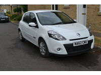 Renault Clio Expression+ DCi ECO2 in very good condition - £0 road tax - very economical 68mpg!