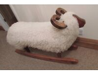 Rocking Sheep/Horse