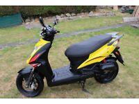 Kymco Agility RS 50cc Moped