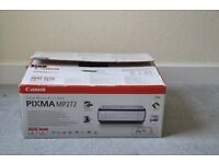 Canon PIXMA MP272 colour printer and scanner