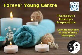 Forever Young Massage Centre, West Kensington