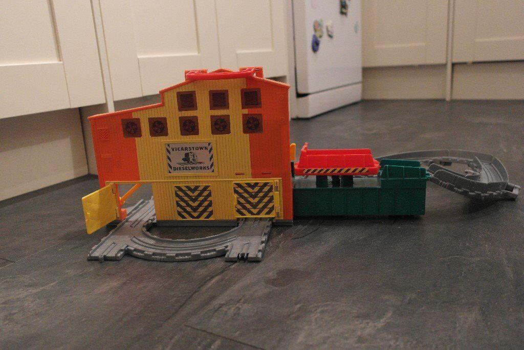 Thomas Take n Play - Diesel works