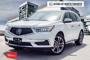 2017 Acura MDX Tech Complimentary Scheduled Maintenance FOR 2 Ye