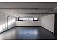 Studio F: Office / Creative Studio Space / East London / Hackney / London Fields
