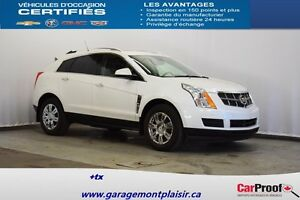 2011 CADILLAC SRX AWD LUXURY