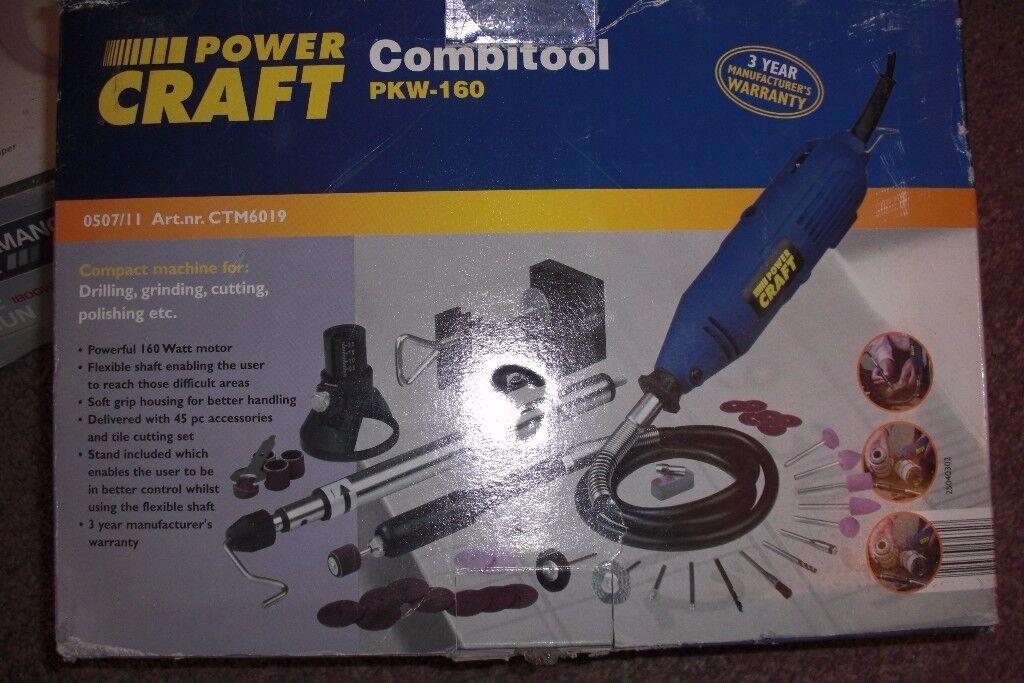 Craft Combi Power Tool (Hobby)