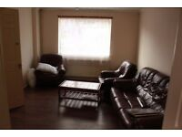 3 Bed Mid-terraced house close to Meadowhall and M1 Sheffield. Front/Back Garden, Central heating