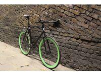 SALE ! GOKU cycles Steel Frame Single speed road bike TRACK bike fixed gear fixie WQ2