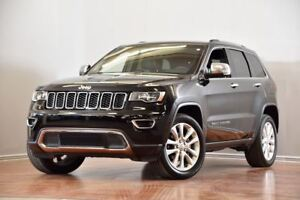 2017 Jeep Grand Cherokee Limited MAGS 20 CUIR TOIT NAV 264$/2SEM