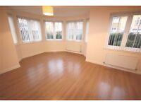Modern 2 bedroom ground floor Bellway apartment with dedicated parking place in Kinglassie