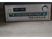 SONY ST-2950F STEREO TUNER/RADIO/JAPAN/POWERCABLE/RADIOANTENNA
