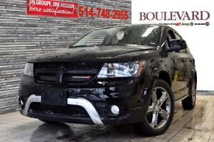 2017 Dodge Journey CROSSROAD AWD 7 PASS CUIR 4X4