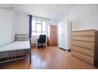 *Beautiful rooms in BETHNAL GREEN |8 min to Station