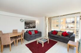 2 BED 2 BATH IN MODERN DEVELOPMENT WALKING DISTANCE TO CANARY WHARF, E14- TG