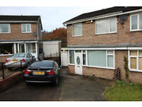 Semi Detached Family House - Off Road Parking - Garage - 1st Time Rental - Crawthorne Crescent, HD2