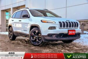 2016 Jeep Cherokee | Sport | KEYLESS ENTRY |