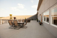 2 Bdrm - For Rent - Rooftop Terraces for your enjoyment
