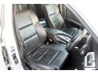 BMW E60 M Sport Black Leather Interior Seats Door Cards 545i 530i 530d 525i 525d 520d Breaking