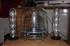 Harman Kardon Sound Sticks II Speaker System