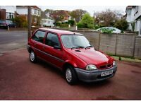 1996 ROVER 100 1.1 3DR VERY LOW MILEAGE PERFECT LITTLE RUN AROUND OR FIRST CAR