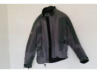 """Exero Textile Motorcycle Jacket, Size 44""""/54EU"""
