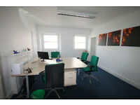 Central Plymouth office space for rent (flexible terms available)