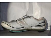 Shimano WR60 SPD SL Womens Shoes VGC (size 39)