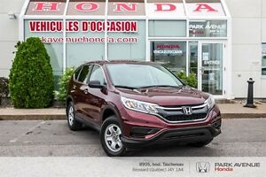 2016 Honda CR-V LX*PRISE USB* BLUETOOTH*