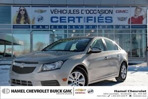 2013 Chevrolet Cruze + TOIT OUVRANT+CAMERA DE RECUL