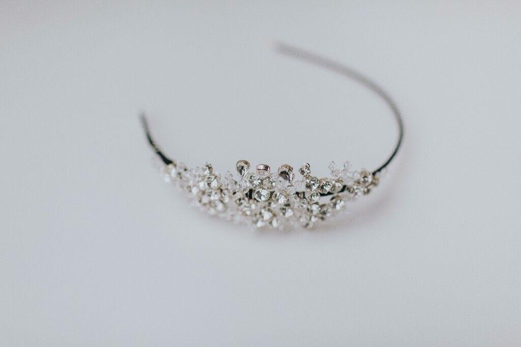 Richard Designs Side Tiara / Headband