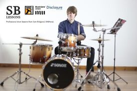SB Lessons - Professional Drum Tuition in Edinburgh (20% Off ALL New Students!)
