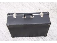 7'' Single DJ Sturdy Carry Case, holds , Ideal for Vinyl DJ or Storage