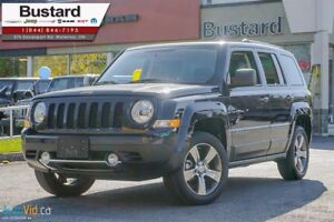 2017 Jeep Patriot NORTH | LEATHER  |ROOF | NAV | NOT A RENTAL
