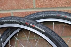 "Pair of Specialized Nimbus Armadillo slick tyres for MTB (26 x 1.50"") RRP £60"