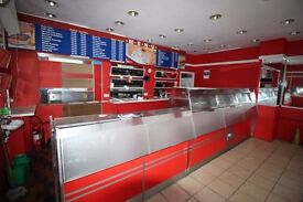 Shop with Hot Food Licence for Rent - Glasgow City Centre