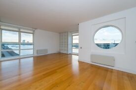 UNFURNISHED 3 BEDROOM 2 BATH APARTMENT WITH RIVER VIEWS- ANCHORAGE POINT CANARY WHARF DOCKLANDS E14