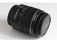Canon EF-S 18-55 18-55mm 1:3.5-5.6 III Zoom Lens Mark 3
