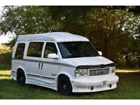 chevrolet astro,gmc safari,campervan,day van. american,