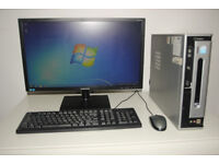 LG desktop Windows 7 23inch monitor