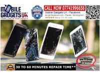 Fast 30 Minutes Apple iPhone LCD Screen Repair Service iPhone 4 5 5c 5s 5SE 6 6s 6s+ All Supported