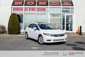 2012 Honda Civic EX * Mags * Toit-ouvrant * Bluetooth