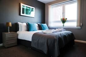 Two bedroom short stay apartments in East Kilbride