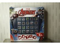 Marvel Avengers Match The Crazy Cube Game Complete