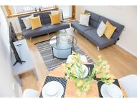 Clarendon House 2 bedroom short stay apartment in North Lanarkshire.