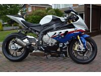 BMW S1000RR 2011 MOTORBIKE UPGRADED SPECS / SERVICE HISTORY EXCELLENT CONDITION