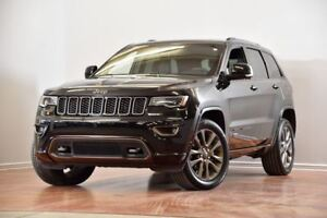 2017 Jeep Grand Cherokee Limited 75e CUIR TOIT PANO NAV 289/2SEM