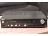 Technics SU-V1X Stereo Amplifier Hi-Fi with Phono PreAmp - NEW CLASS A