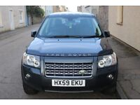 Freelander 2 -Hi-spec - Perfect Vehicle for Scotland